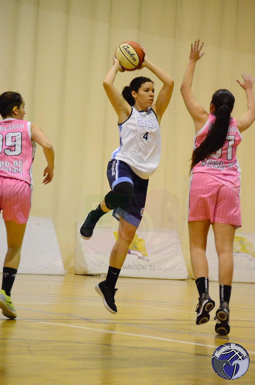 PAULA LLORIAN - Distrito Olímpico—baloncesto femenino español