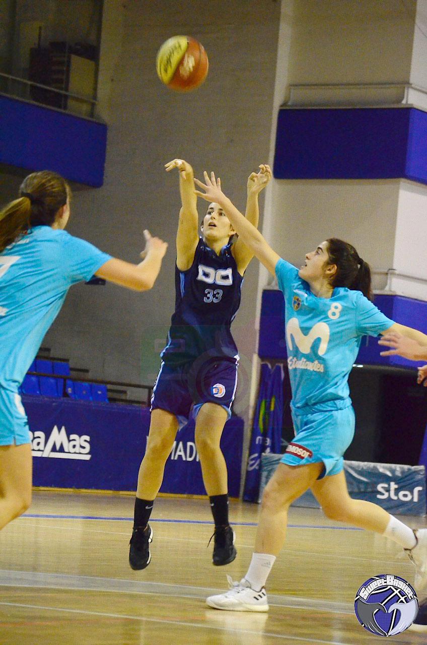 SARA-GUTIERREZ - Distrito Olímpico—baloncesto femenino español
