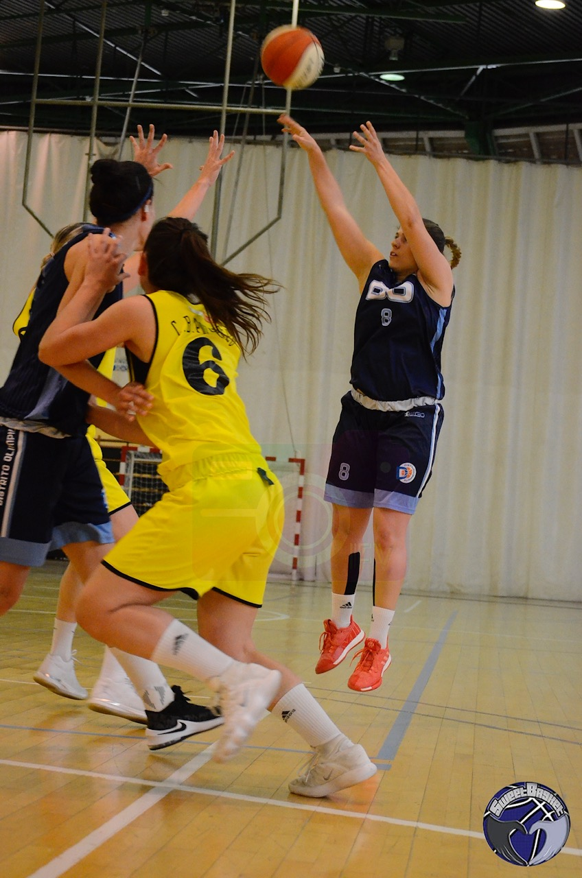 SARA SANCHEZ - Distrito Olímpico—baloncesto femenino español