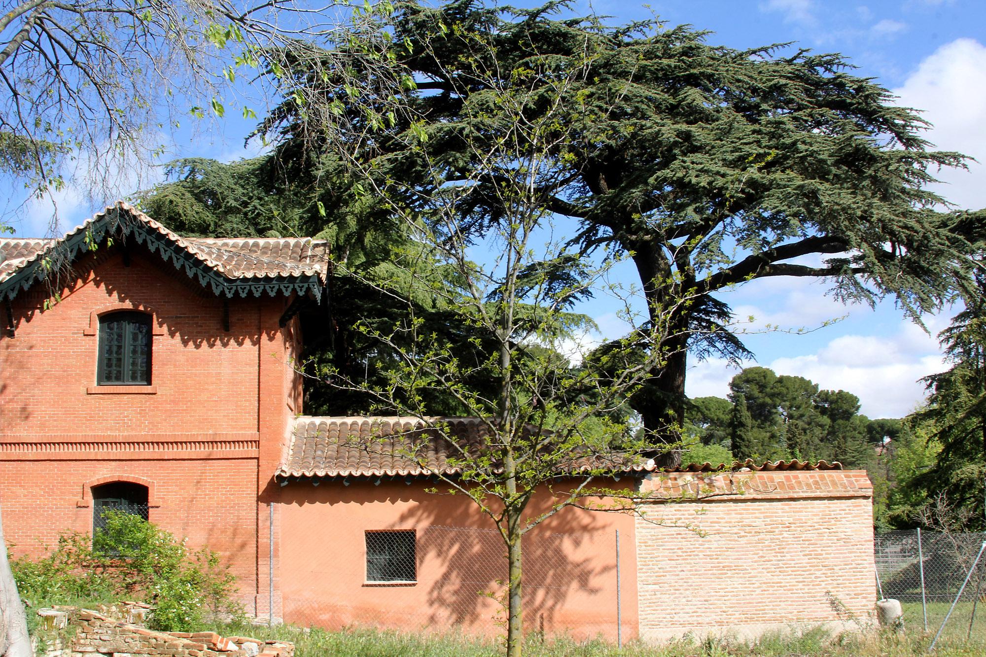 Torre-Arias - La casa de los guardeses