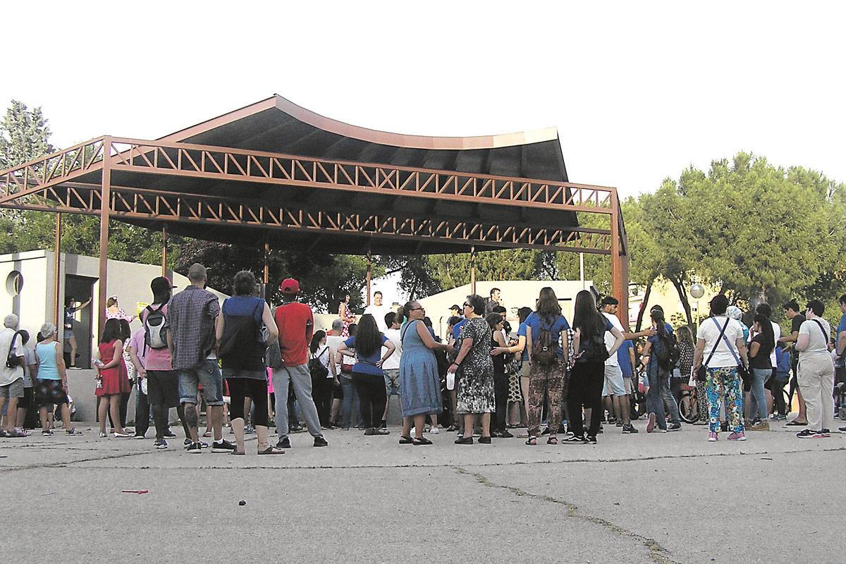 Vive Convive, festival comunitario por la diversidad y la interculturalidad en San Blas - Canillejas