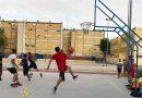 CB San Blas se ha convertido en el segundo club de baloncesto del barrio.