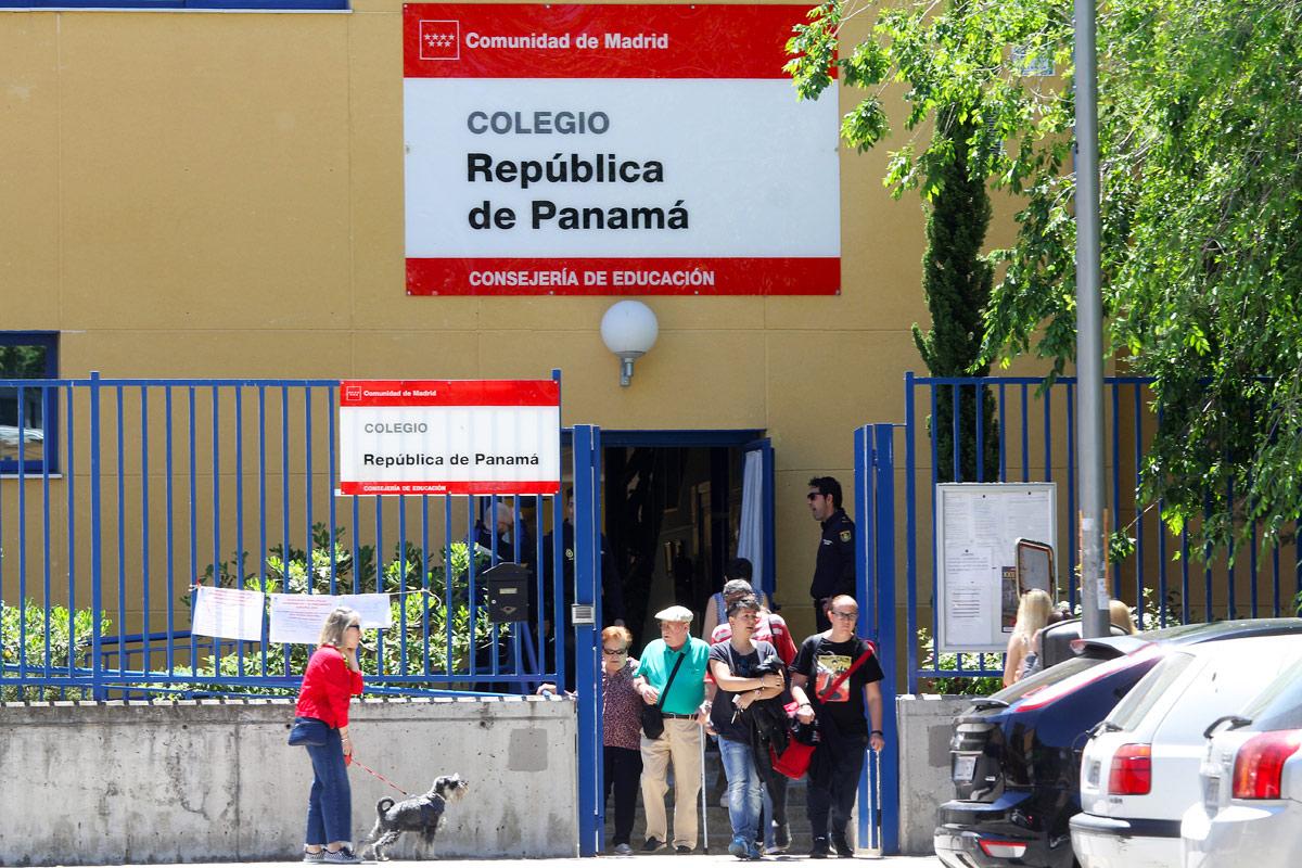 Elecciones municipales en San Blas-Canillejas
