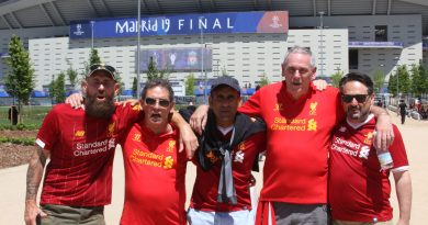 Final de la Champions League en el Wanda Metropolitano