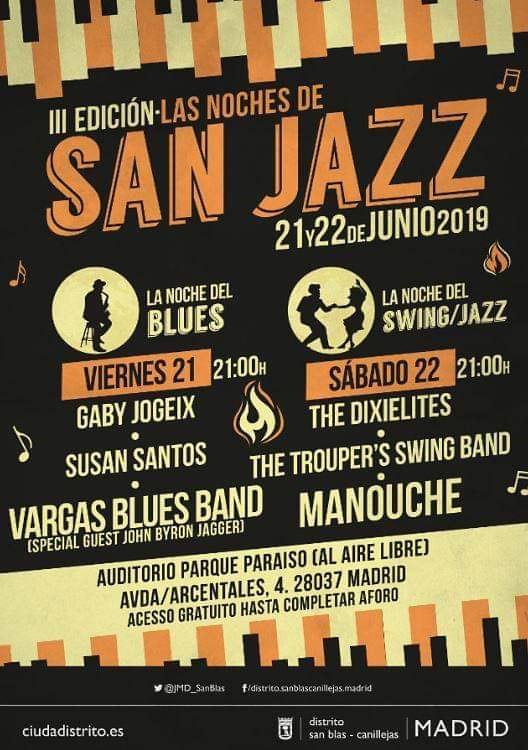 Jazz San Blas