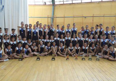 El Club Gimnástico de San Blas
