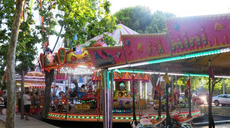 Las fiestas de San Blas Simancas
