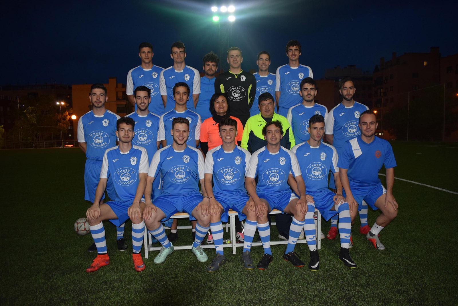 CD Julián Marías primer equipo