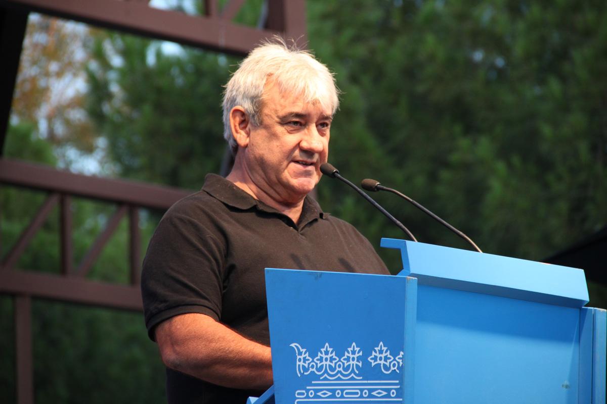 Jesús de José Martín director de la Escuela Deportiva ADAE Simancas