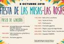 Las Rosas-Las Musas celebra sus fiestas el 5 de octubre