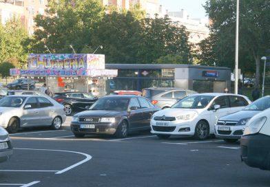 Aparcamiento Avenida de Guadalajara