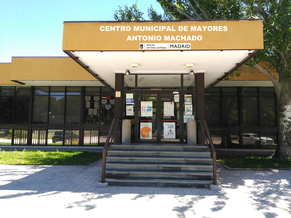Centro Municipal Mayores Antonio Machado
