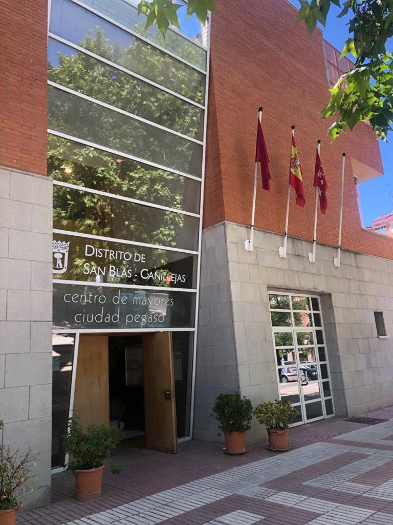 Centro Municipal Mayores Ciudad Pegaso