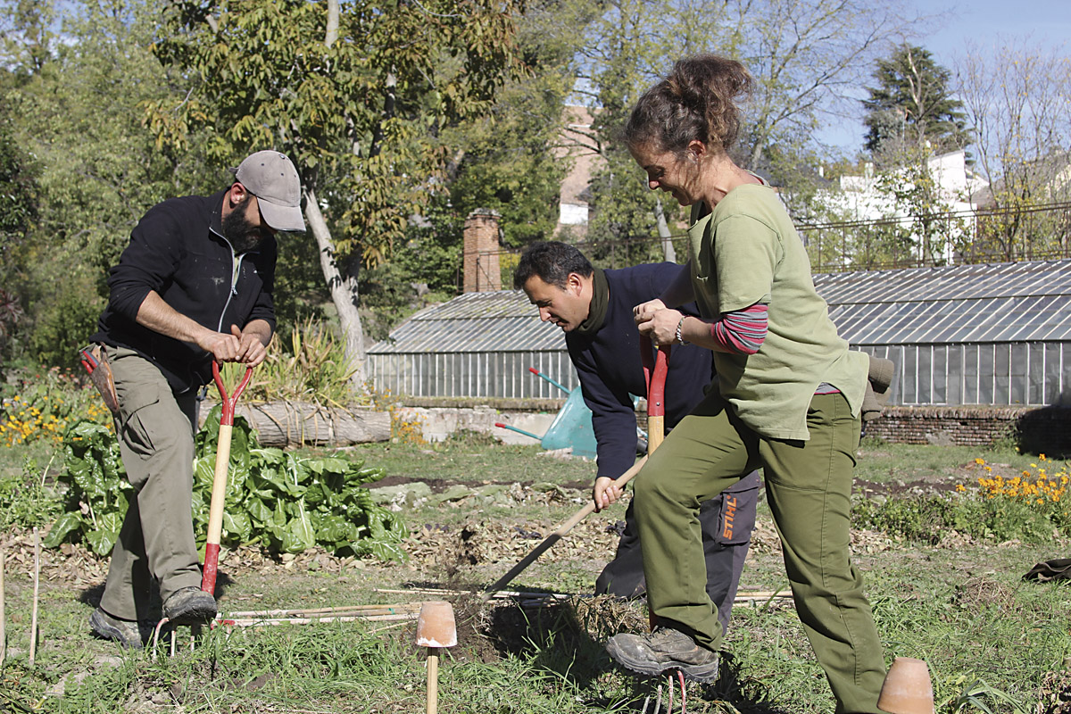 Jardineros de Torre Ariass