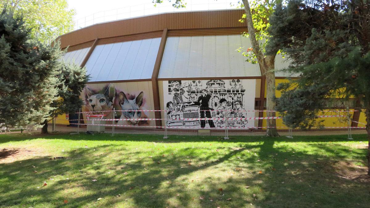 Polideportivo Municipal de San Blas