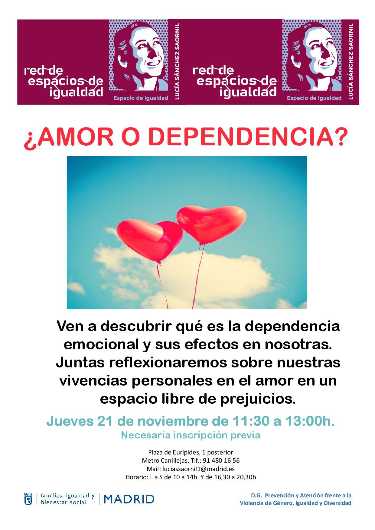Amor o dependencia