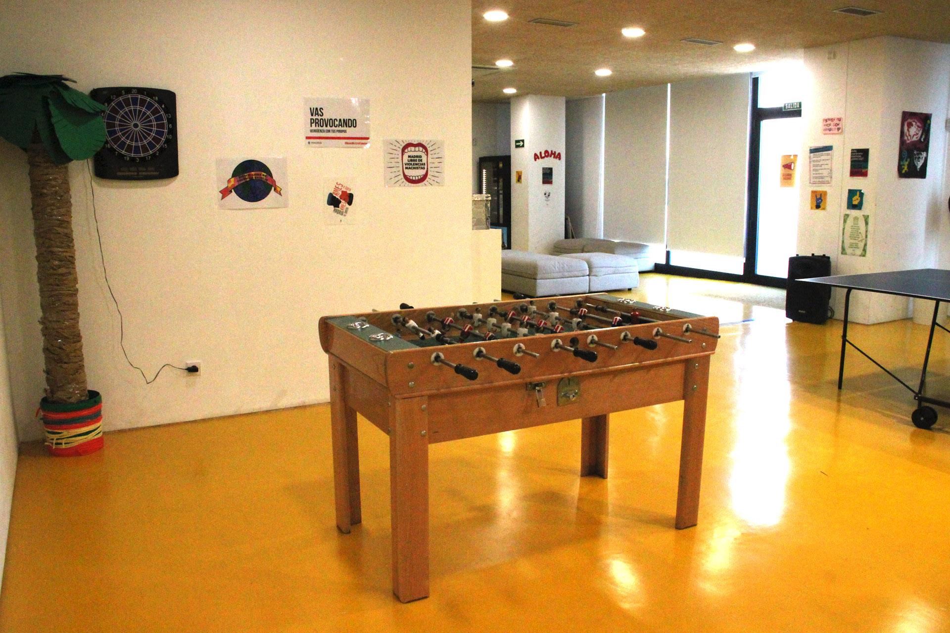 Espacio Joven San Blas ocio saludable frente a las adicciones