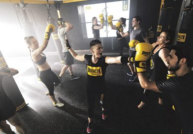 Brooklyn Fitboxing Las Rosas