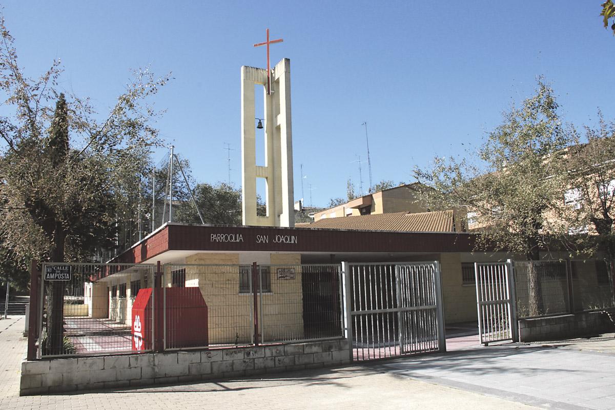 La Parroquia San Joaquín