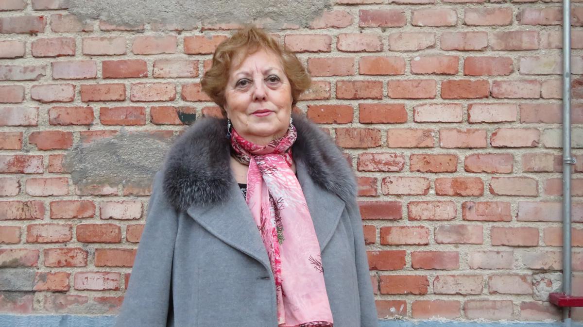 María Teresa Olmo Exposicion arte al oleo