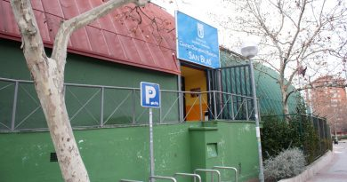 Polideportivo Municipal San Blas