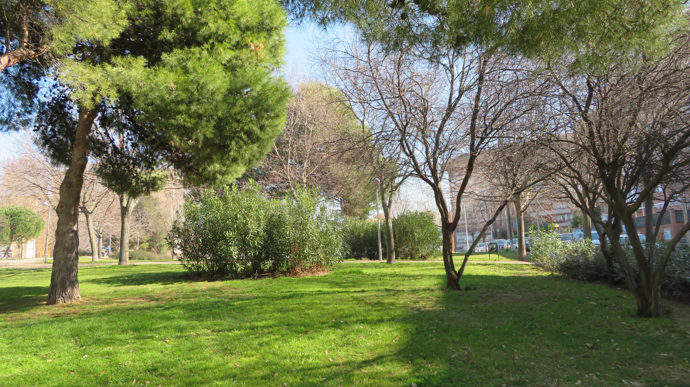 Parque del butron