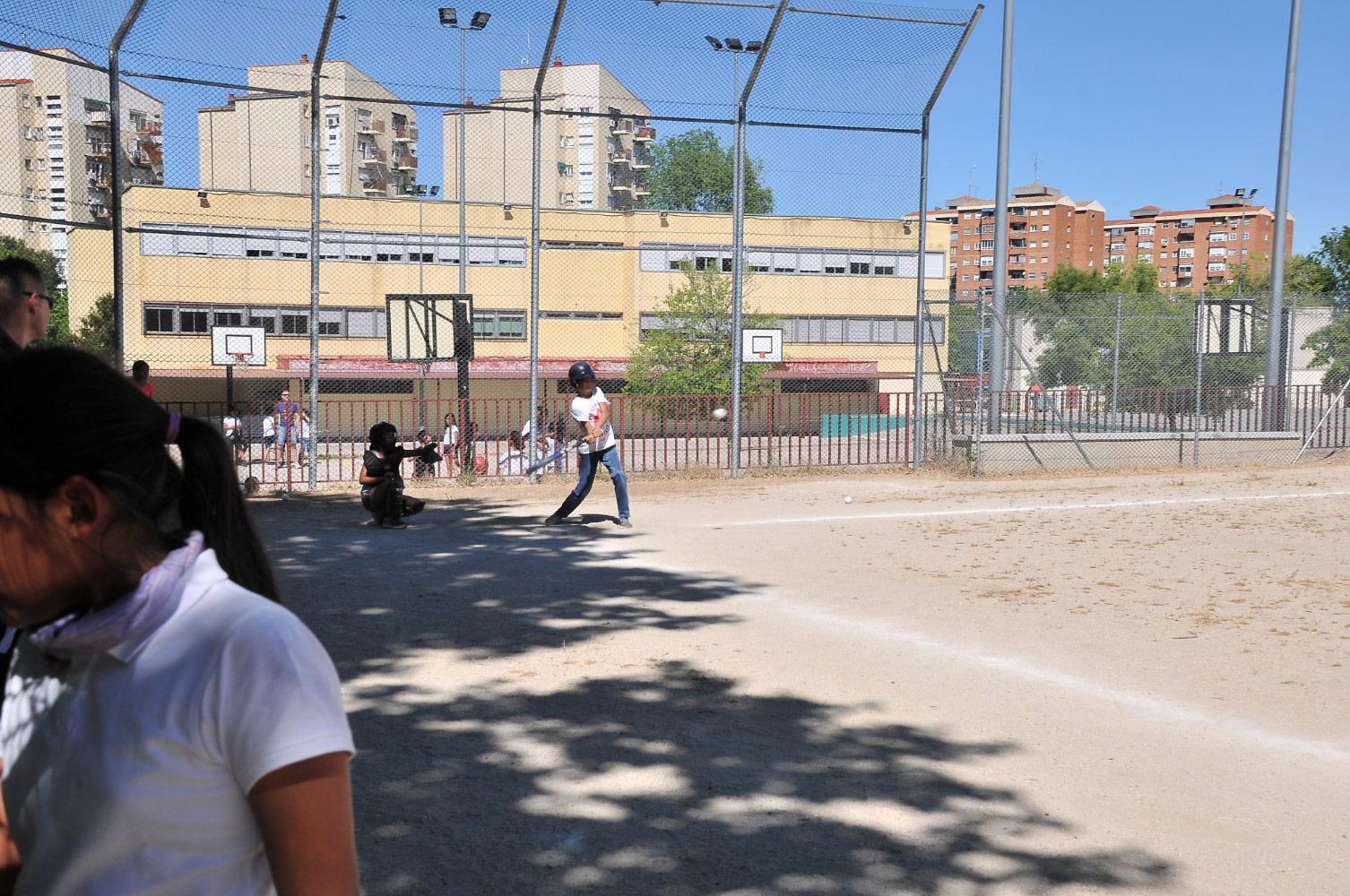 Beísbol en el María Moliner