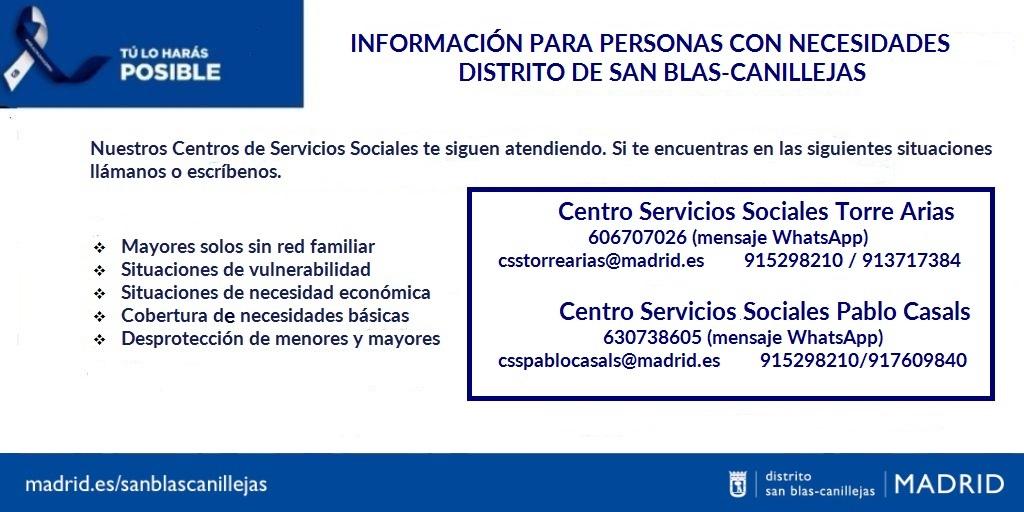 Comunicacion Servicios Sociales