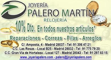 JOYERIA PALERO WEB