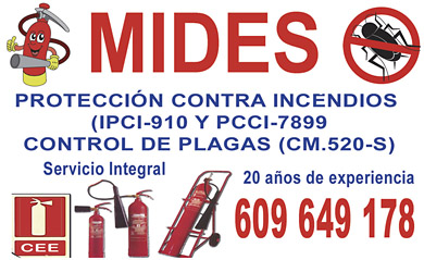 EXTINTORES MIDES