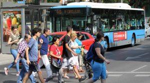 Los nuevos carriles bus se enmarcan en la Estrategia de Sostenibilidad Ambiental Madrid 360