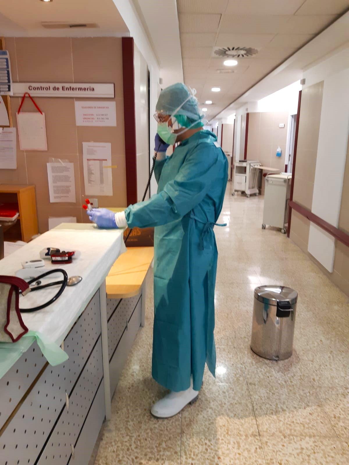 La falta de laboratorios preparados y de personal especializado para realizar las pruebas de PCR se convirtieron en el gran problema inicial para detectar a tiempo el virus