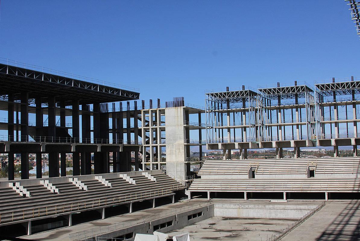 El antiguo Centro Acuático servirá como complejo multifuncional que podría albergar competiciones relevantes