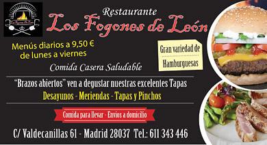 LOS FOGONES DE LEON