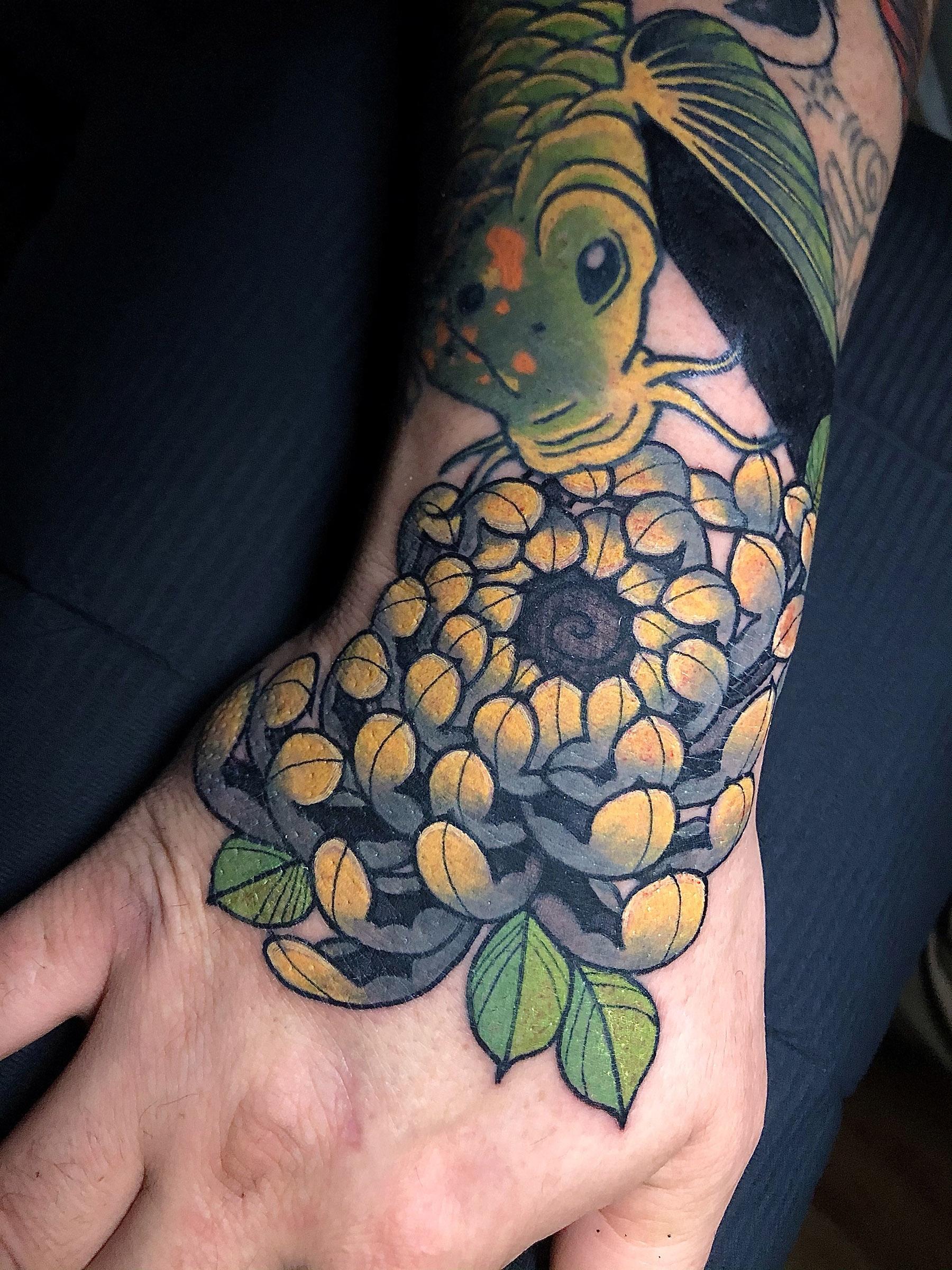fotorreportaje Kelevra Tattoo Studio