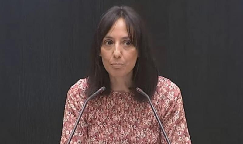 Mercedes Gonzalez delegada del gobierno Madrid