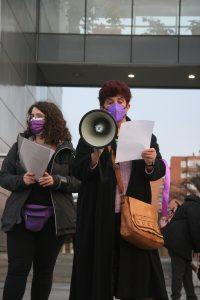 8M movimiento feminista celebra su dia
