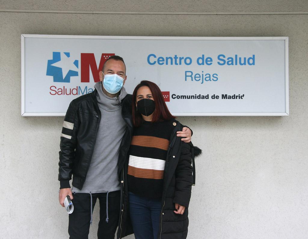 Alberto Arkones y Nuria Domenech