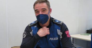 Jose Rodriguez Vacas comisario intendente municipal