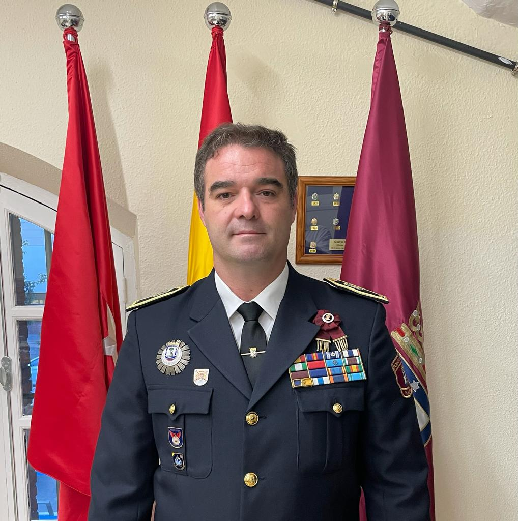 José Rodríguez Vacas comisario intendente municipal