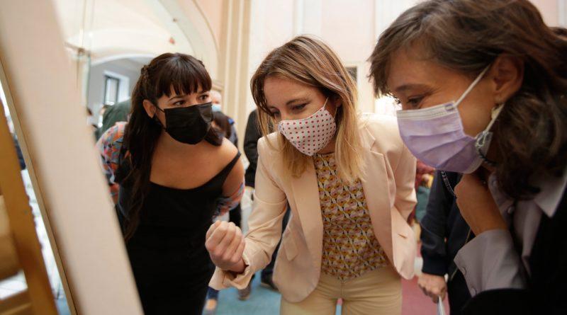 Lorena Olmedo Andrea Levy y Beatriz de Torres