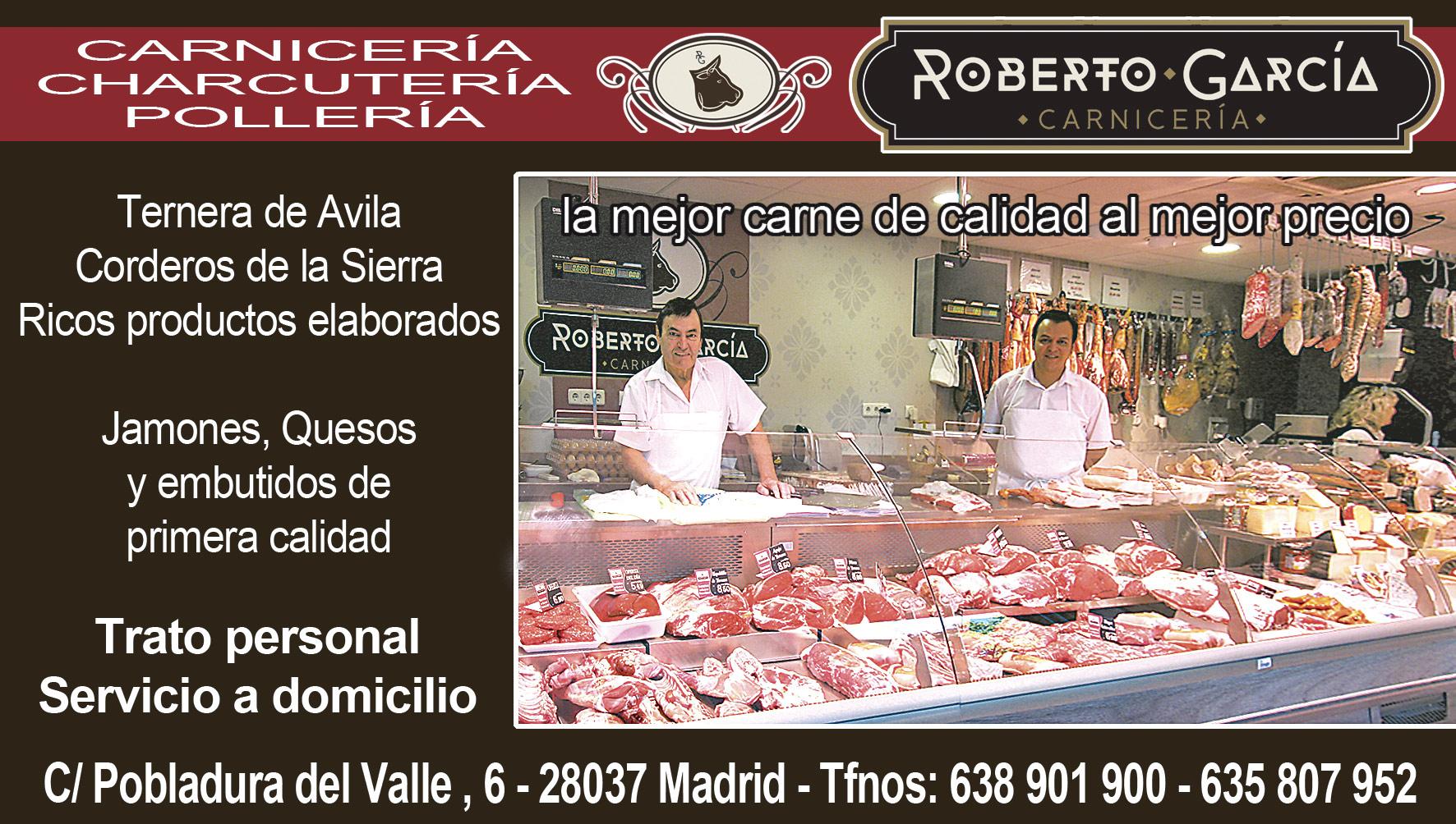 Roberto García Carnicería