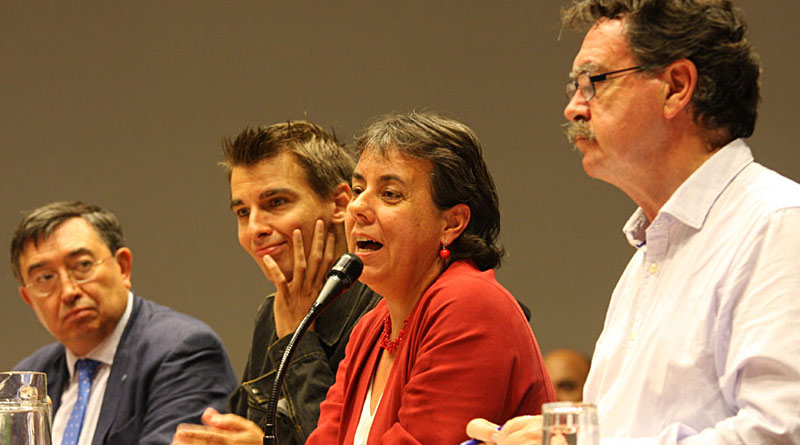 Asamblea Ciudadana, Marta Gómez.