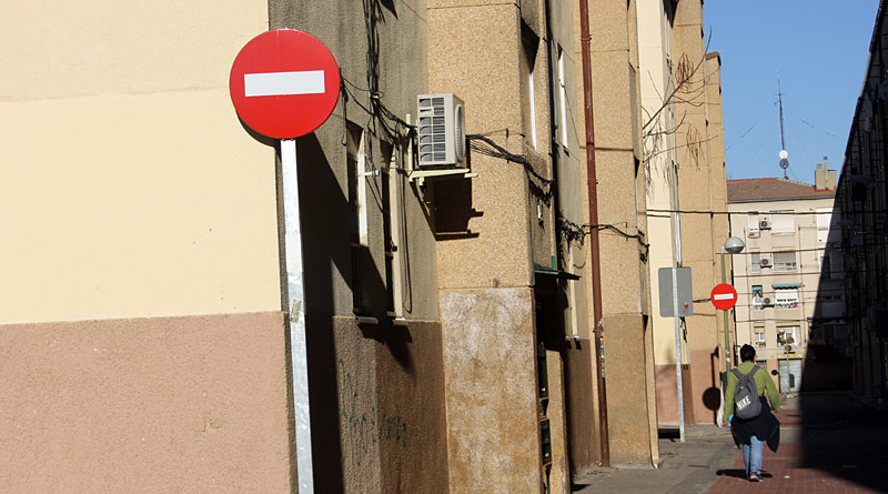Calle Amposta