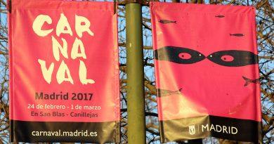 Carnaval madrileño 2017