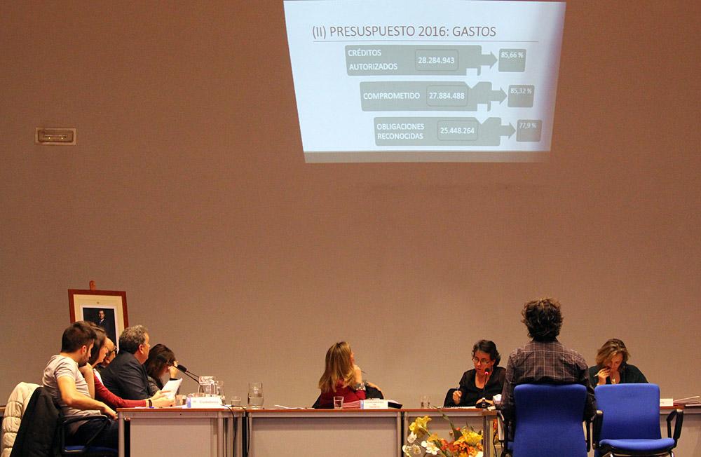 El Pleno Municipal de Febrero de San Blas-Canillejas batió récords de