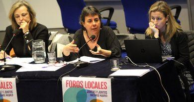 Marta Gómez. Foros locales