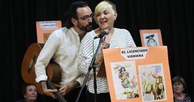 Lectura y música para homenajear a Cervantes en el Día del Libro