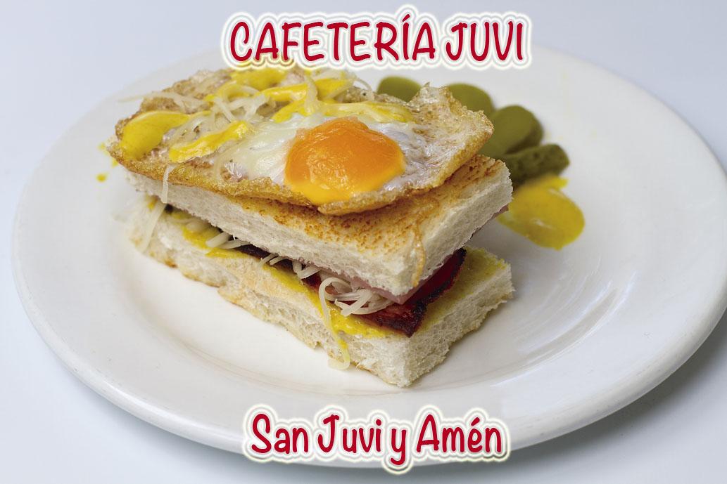 CAFETERÍA JUVI