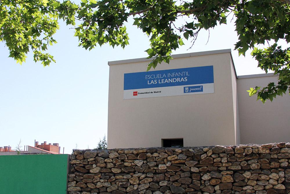 Escuela Infantil Las Leandras
